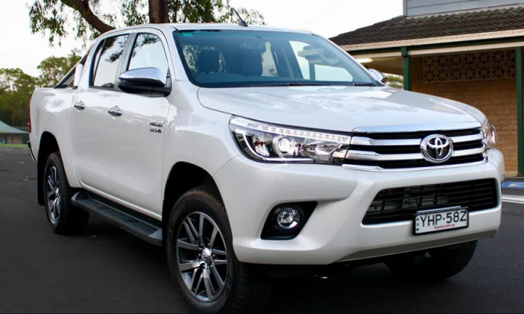 Hilux Workmate Review And Price