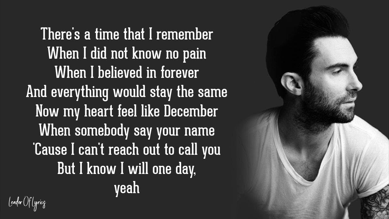 Maroon 5 Memories Lyrics In 2020 Cool Lyrics Friendship Songs Maroon 5 Lyrics