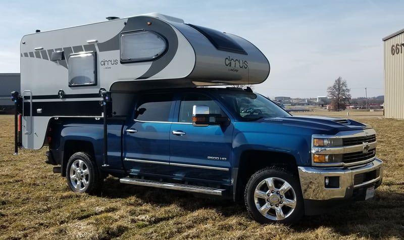 Tcm Exclusive 2019 Cirrus 720 Buy Truck Short Bed Truck Camper