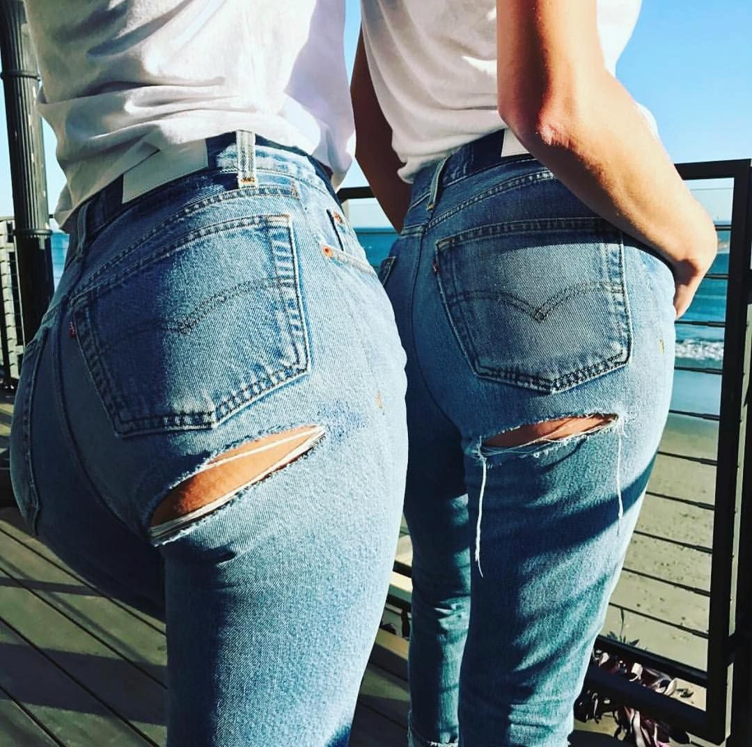 how to make your butt look bigger in jeans