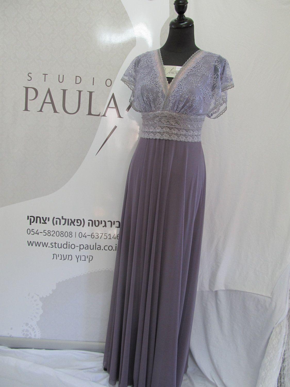 Lace purple vintage bridesmaid dress 41000 via etsy wedding lace purple vintage bridesmaid dress 41000 via etsy ombrellifo Images