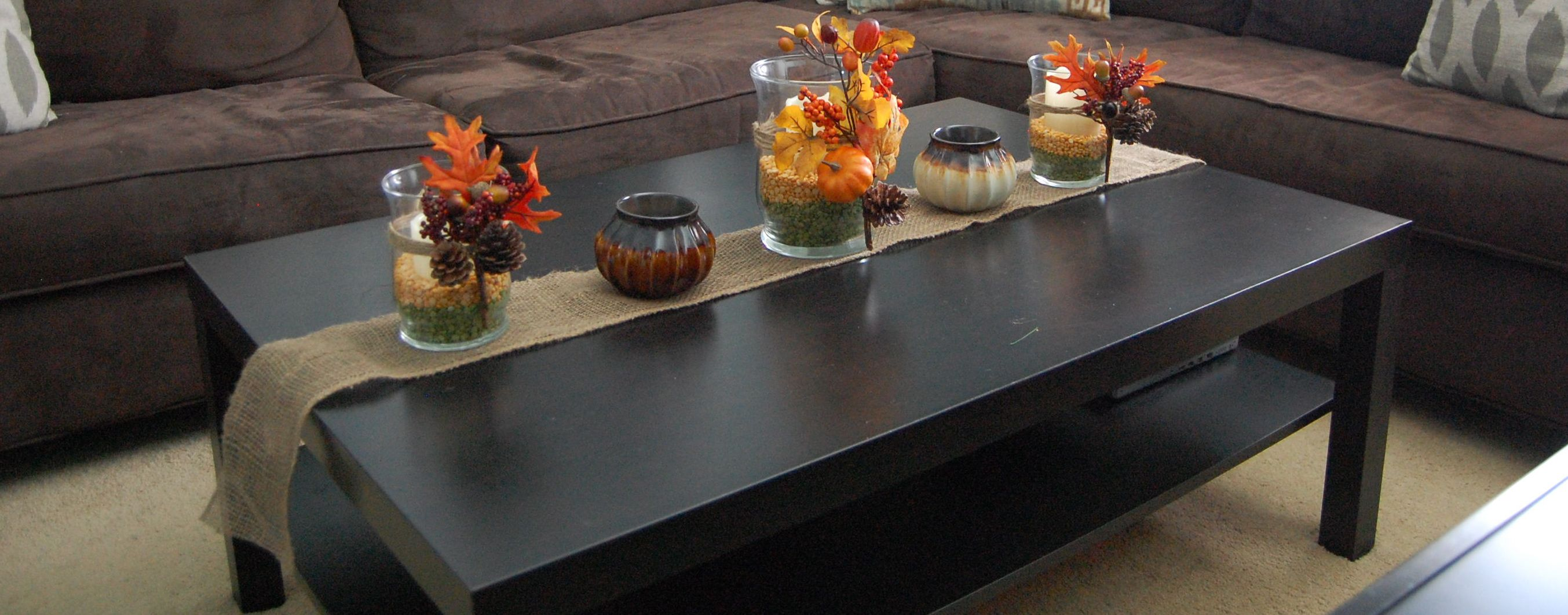 53 coffee table decor ideas that dont require a home stylist. dont