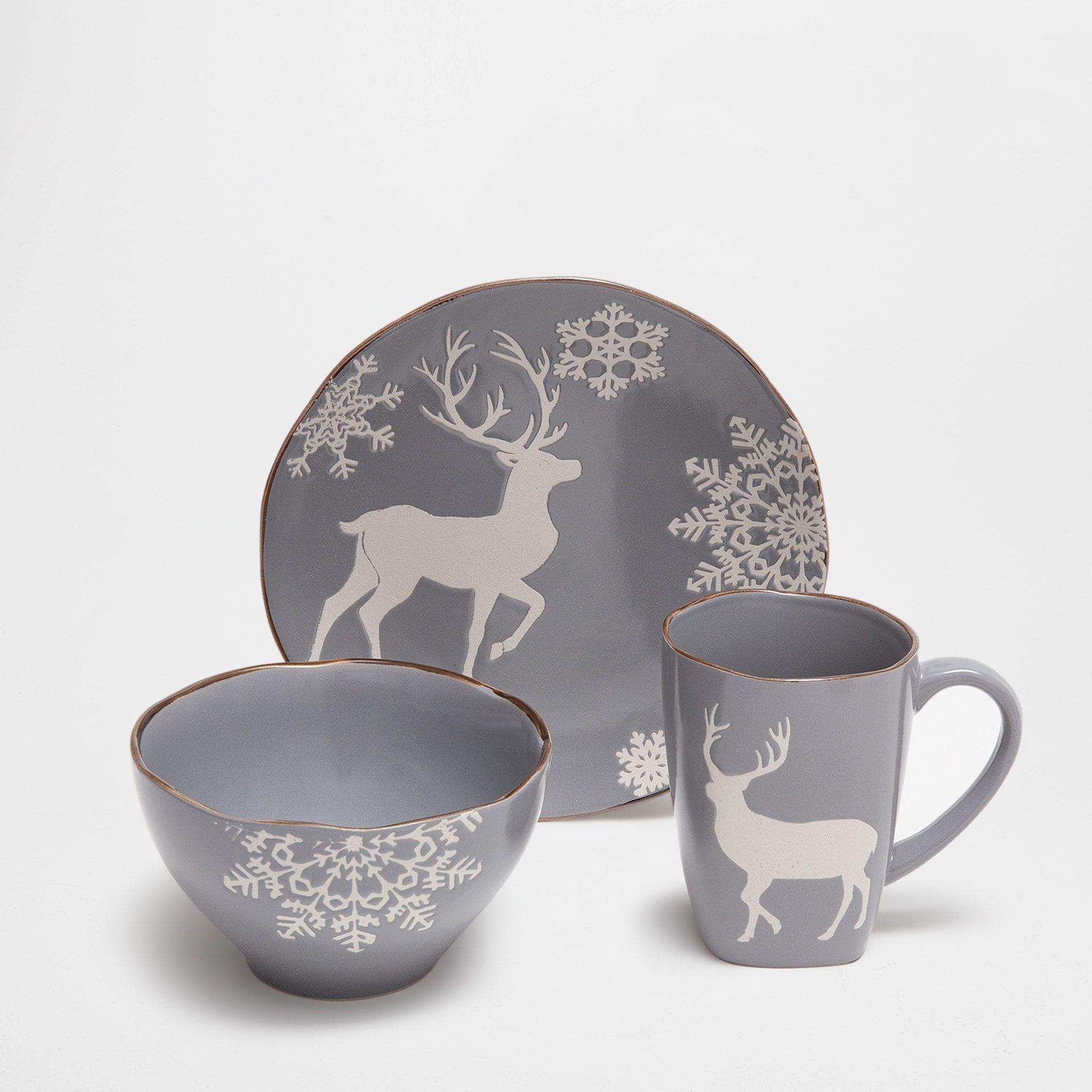Damla-desenli-porselen-yemek-takım-örnekleri