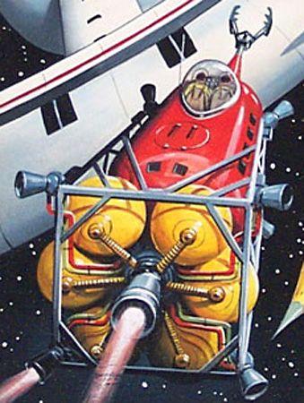 Space Suits - Atomic Rockets | Science fiction artwork