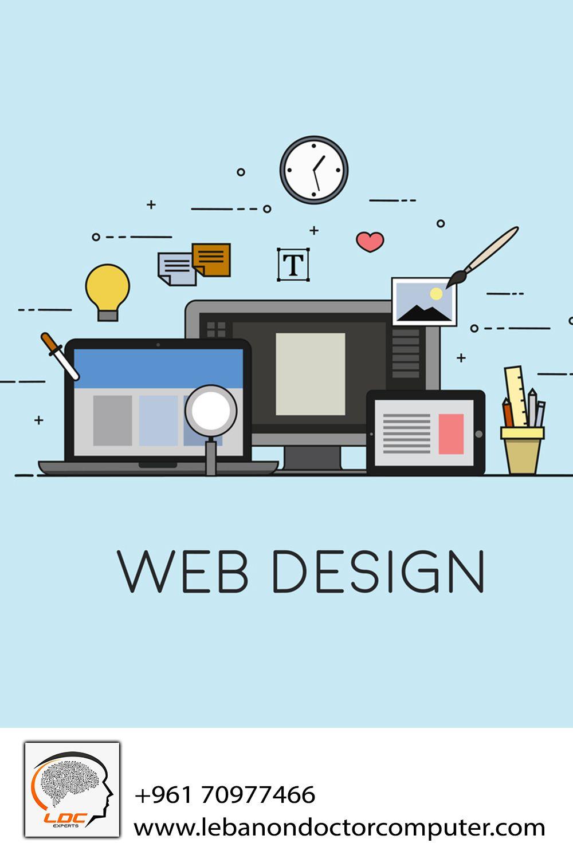 Website Development Freelancer In Lebanon 96170977466 In 2020 Website Design Web Design Company Design
