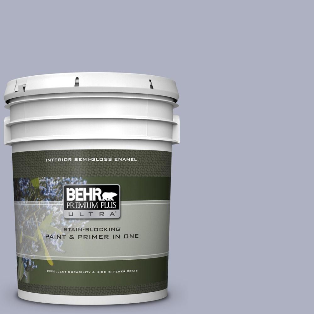 Behr Ultra 8 Oz S550 3 Chivalrous Eggshell Enamel Interior Paint And Primer In One Sample Ul21016 Interior Paint Exterior Paint Behr
