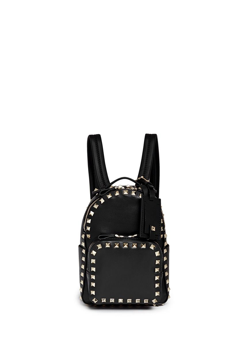 Valentino studded mini backpack Clearance Online Cheap Real Clearance Supply Buy Cheap Excellent Original Cheap Price Authentic Cheap Online nFr4FbOZ