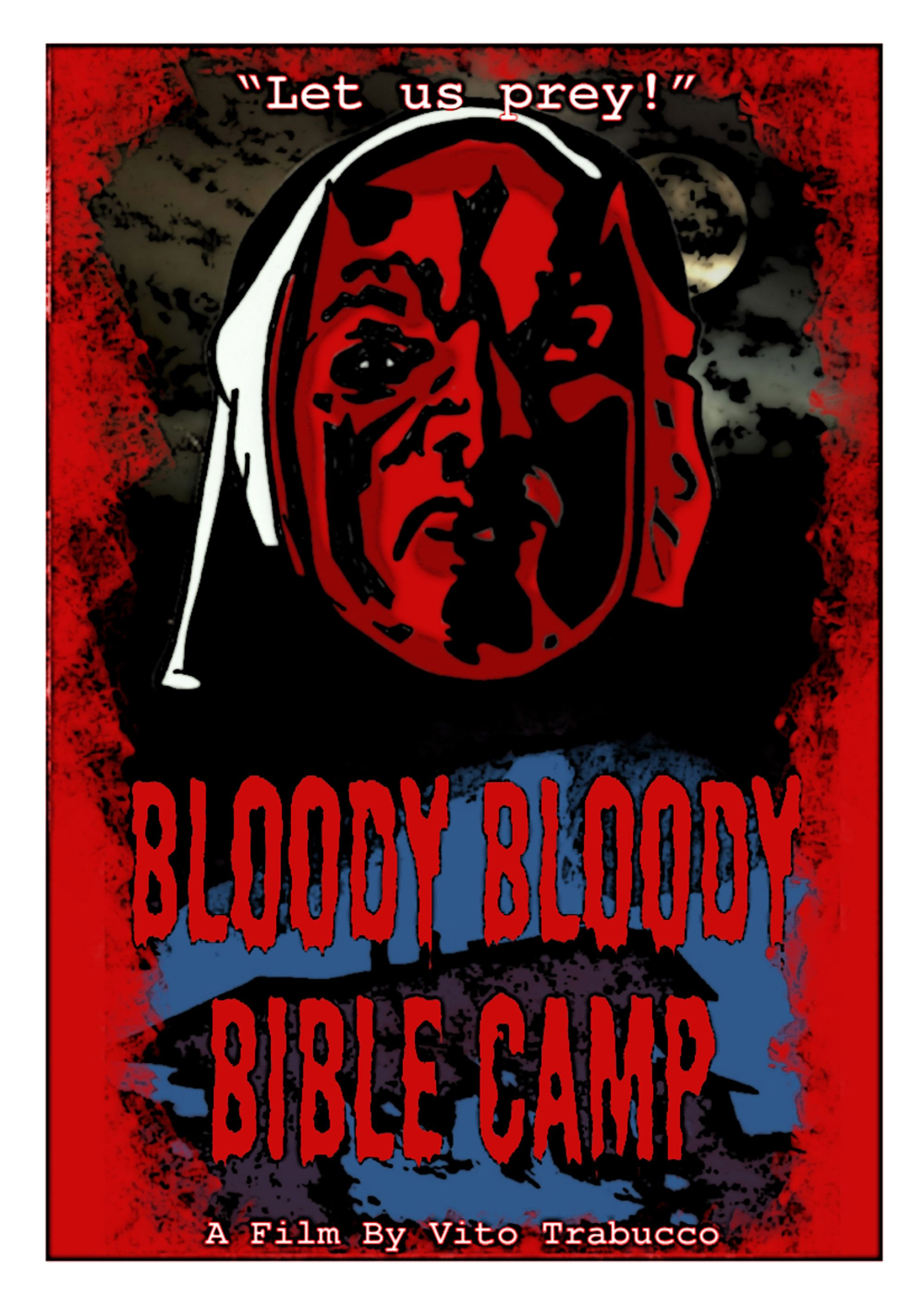 Bloody Bloody Bible Camp.