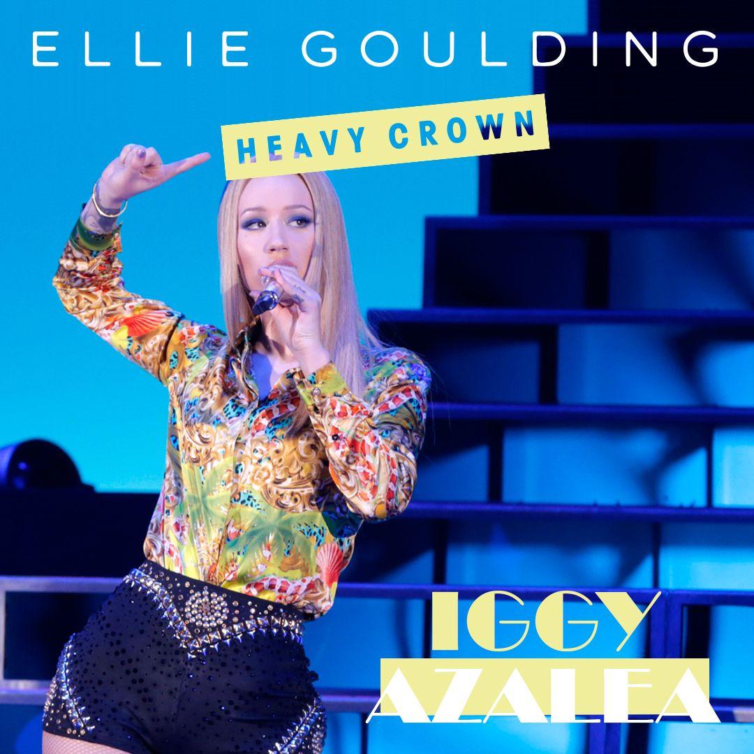 Iggy Azalea Album Cover Iggy Azalea and Ellie ...