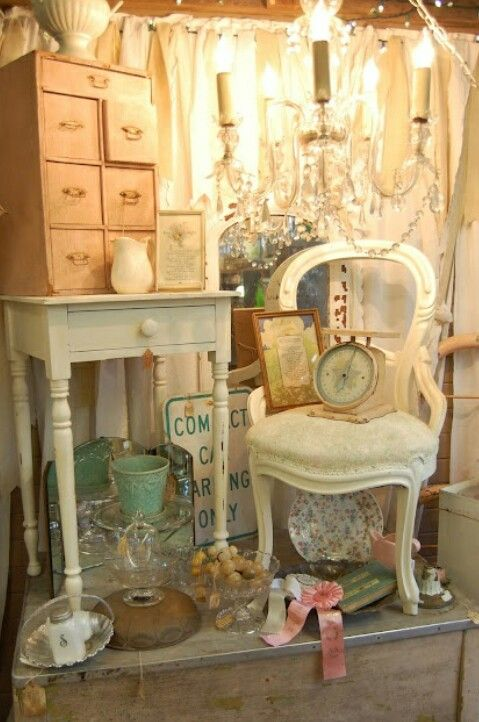 Shabby Chic Shop Shabby Chic Brocante | Antique Booth Ideas, Antique Booth ...