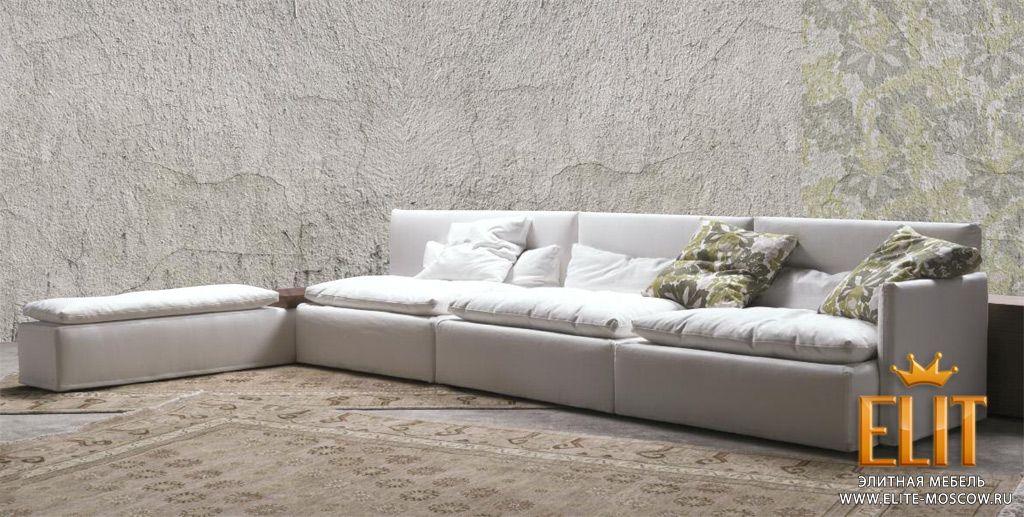 Итальянские диваны и кресла коллекции 2009 фабрики FRIGERIO