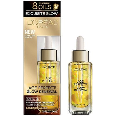 L Orealage Perfect Glow Renewal Facial Oil Facial Oil Beauty