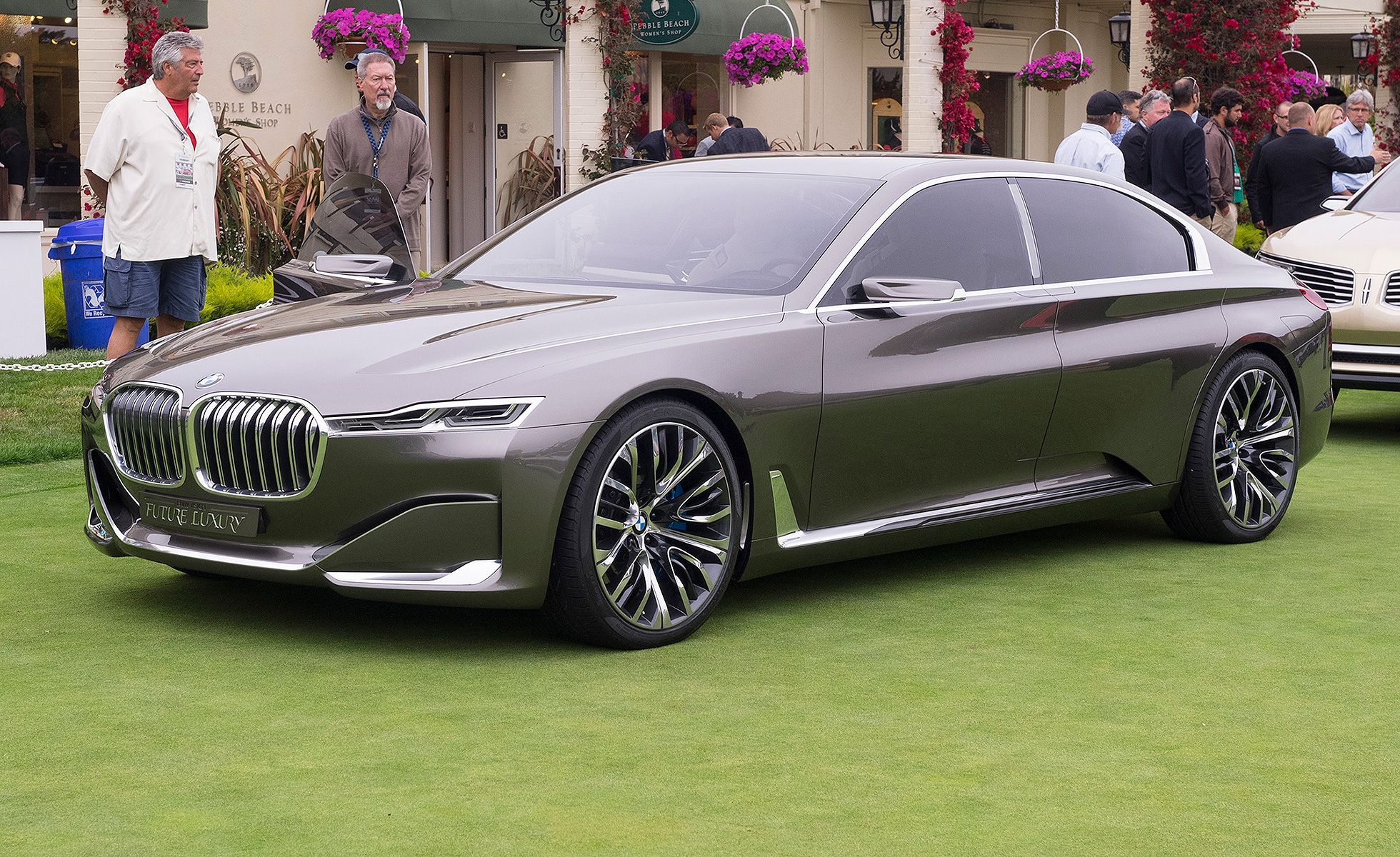 New Cars To Look Forward To In 2015 Bmw Bmw Concept Car Future Concept Cars