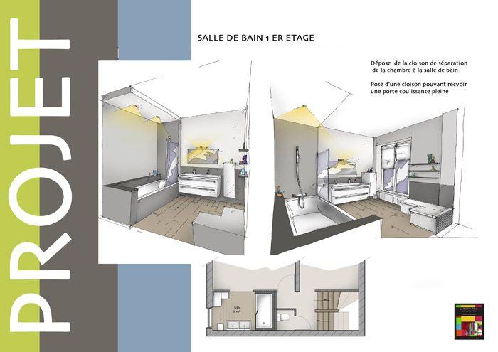 Atelier Déco / Stéphanie Couffrant SKETCH Design Pinterest