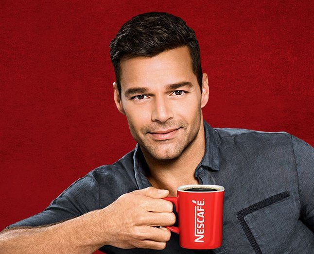 You could win a 2000000 trip for two to meet ricky martin for a nestle m4hsunfo