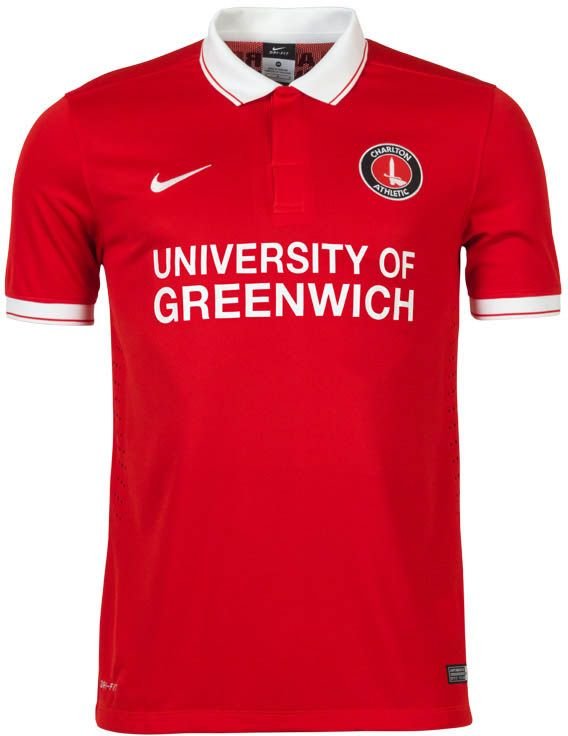 Nike Charlton Athletic 15-16 Home Kit Revealed - Footy Headlines ... e918404d6f87a