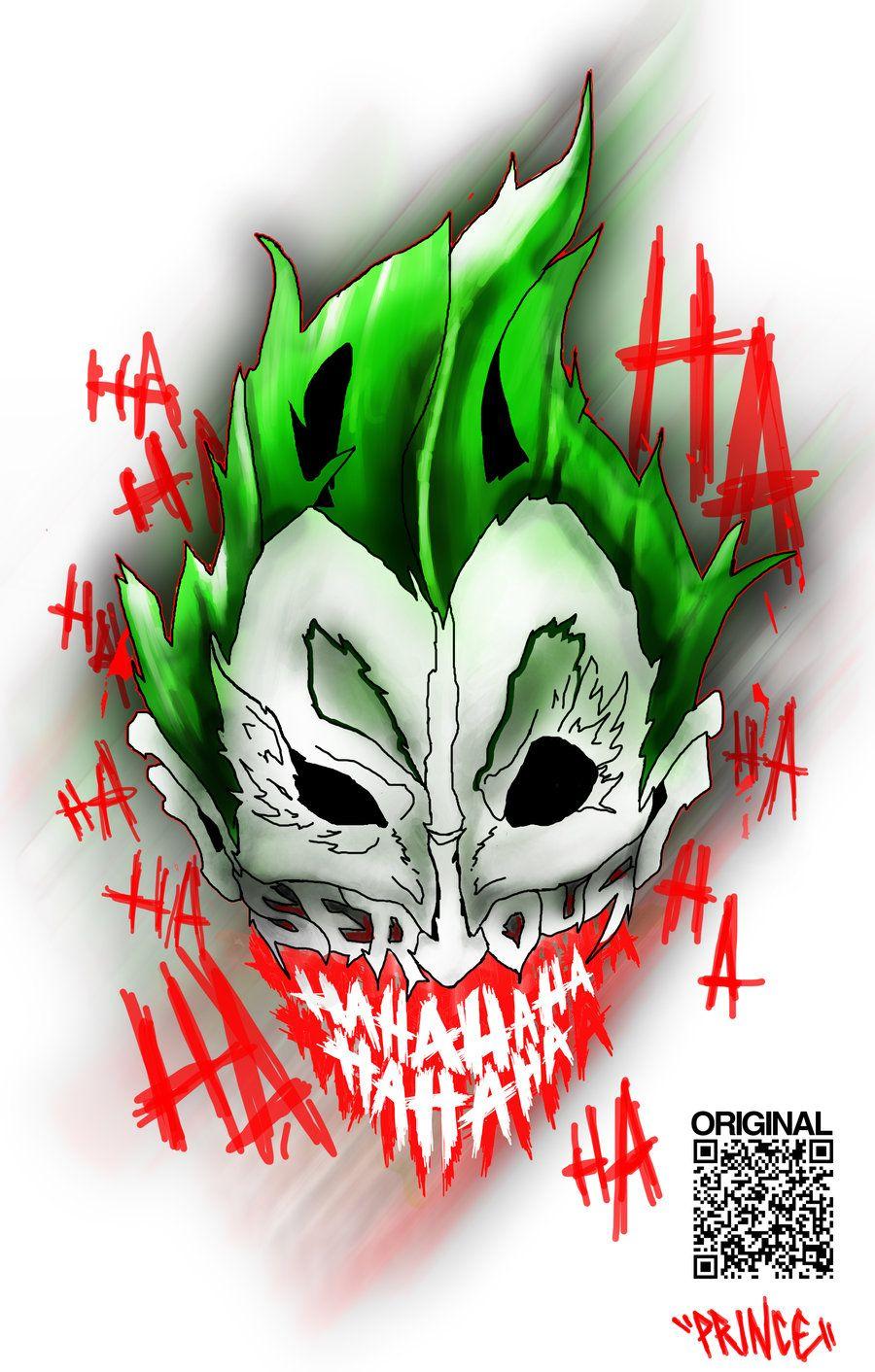 Joker Ha Ha Ha Tattoo: Afbeeldingsresultaat Voor Joker Hahaha