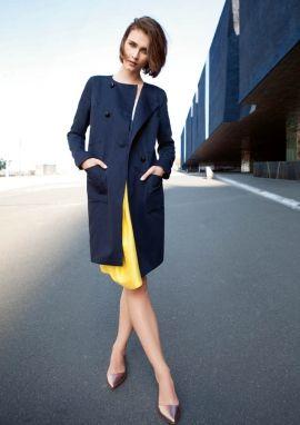 Пальто з накладними кишенями   BurdaStyle.ua: Мода, Дизайн, Рукоділля, Викрійки