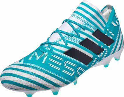 adidas Nemeziz Messi 17.1 FG White & Legend Ink