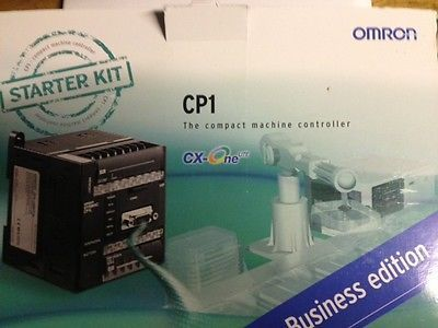 Omron cp1 plc #starter kit - #business #edition, View more on the