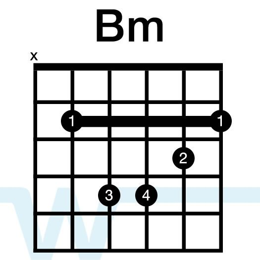 Bm Chord Guitar Pinterest Guitar Lessons Guitar And Guitar Chords
