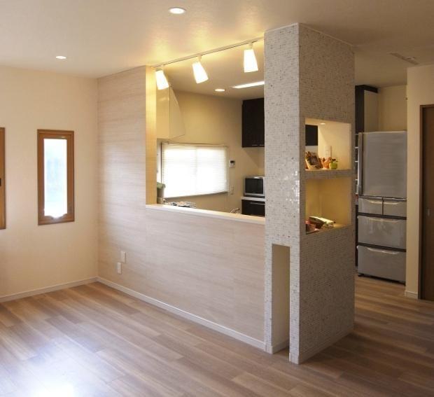 間仕切りとは 空間を上手に仕切る つなげる方法 住宅リフォーム