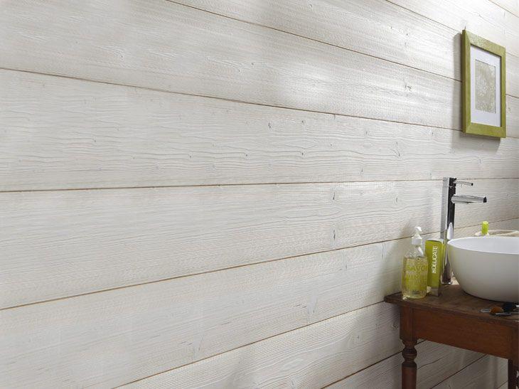 Des murs transformés avec le lambris Leroy Merlin Maison