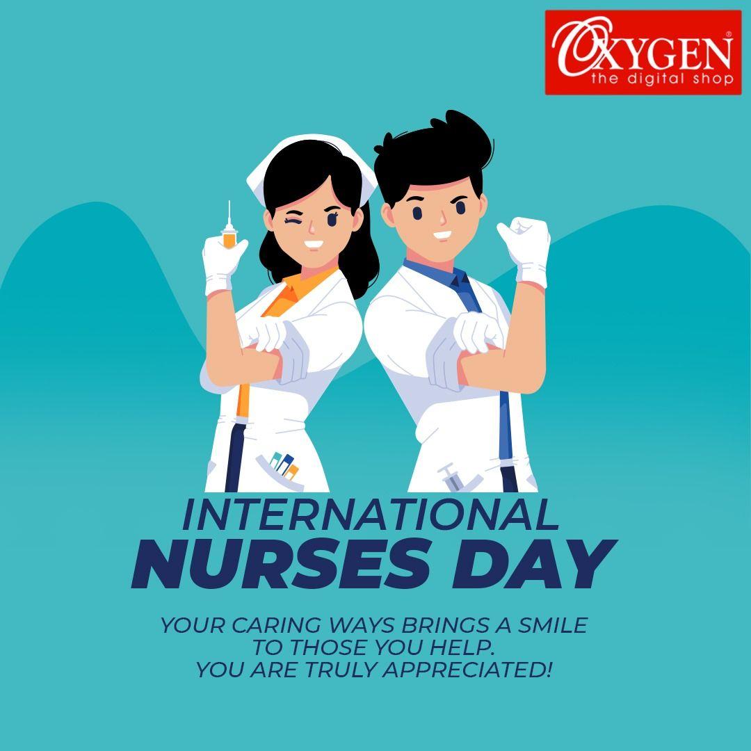 international nurses day creative poster for social media ...