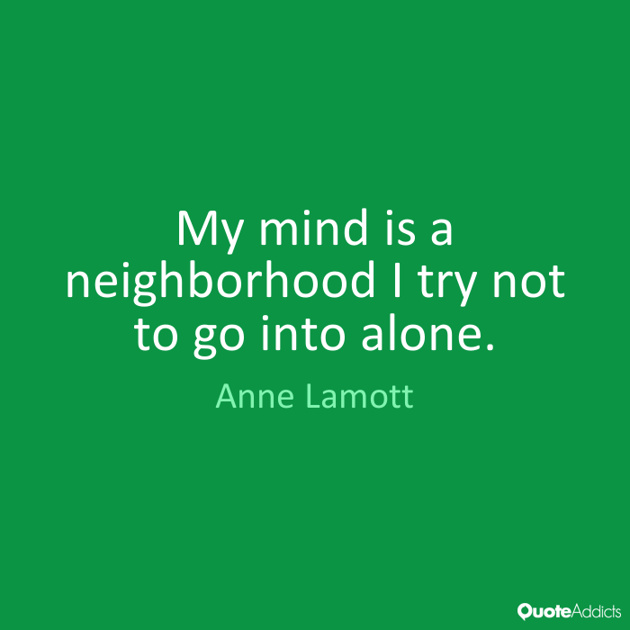 mind is a dangerous neighbourhood - Google Search