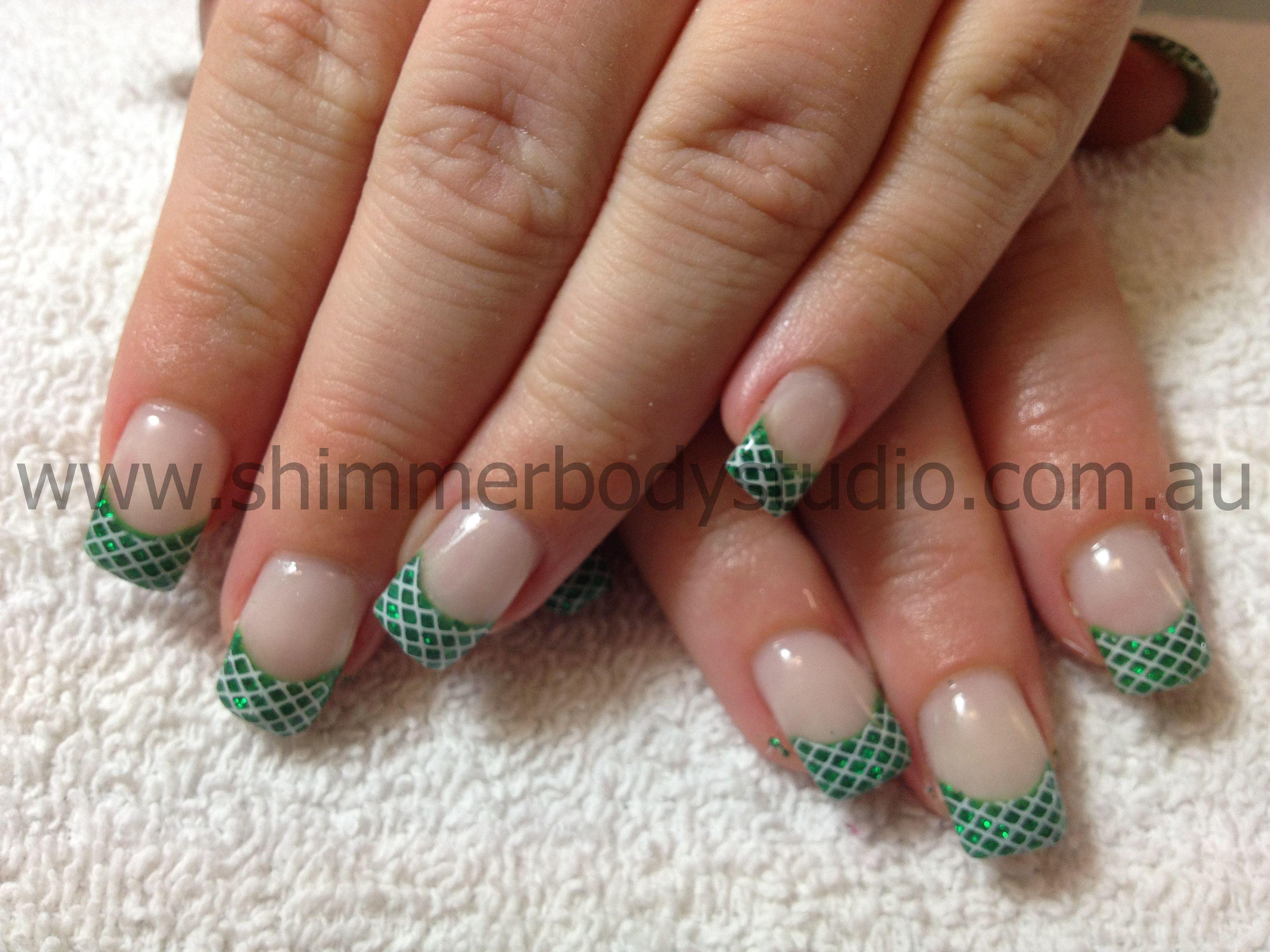 Gel Nails, Colour nails, Fishnet Stamping nail Art. | Nails: Colour ...