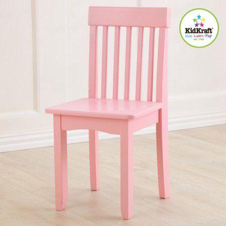 KidKraft Avalon Chair, Sherbet, Orange