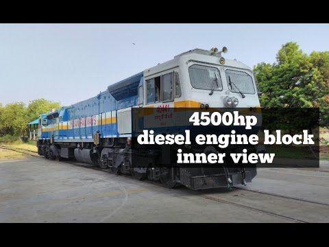 Wdp4 manual emd gt46pac wdp4 jpg array inside a 4500hp wdp4 wdg4 locomotive engine block mechanics rh pinterest com fandeluxe Gallery