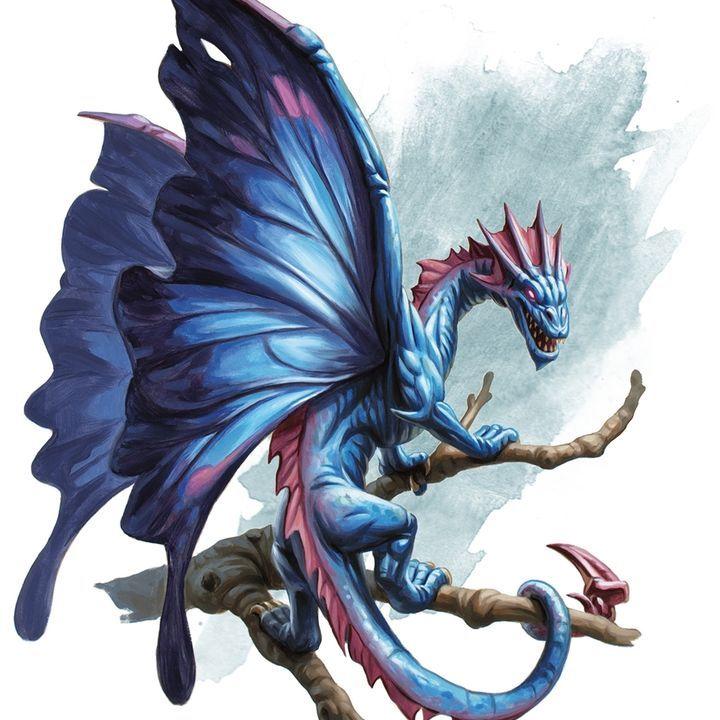 Faerie dragon   Forgotten Realms Wiki   FANDOM powered by Wikia
