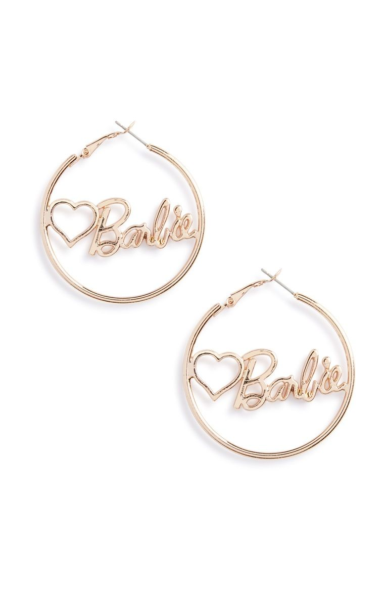 73efca13dbc03 Primark - Barbie Hoop Earring | wish list 2019 in 2019 | Primark ...