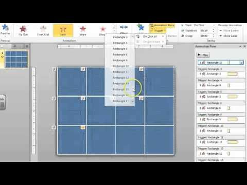 How To Make A Hide And Reveal Game In Power Point Powerpoint Powerpoint Games Microsoft Powerpoint