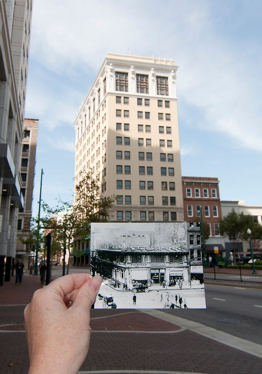 Royster Building Granby St And City Hall Ave 1911 Norfolk Virginia Virginia History The Hamptons