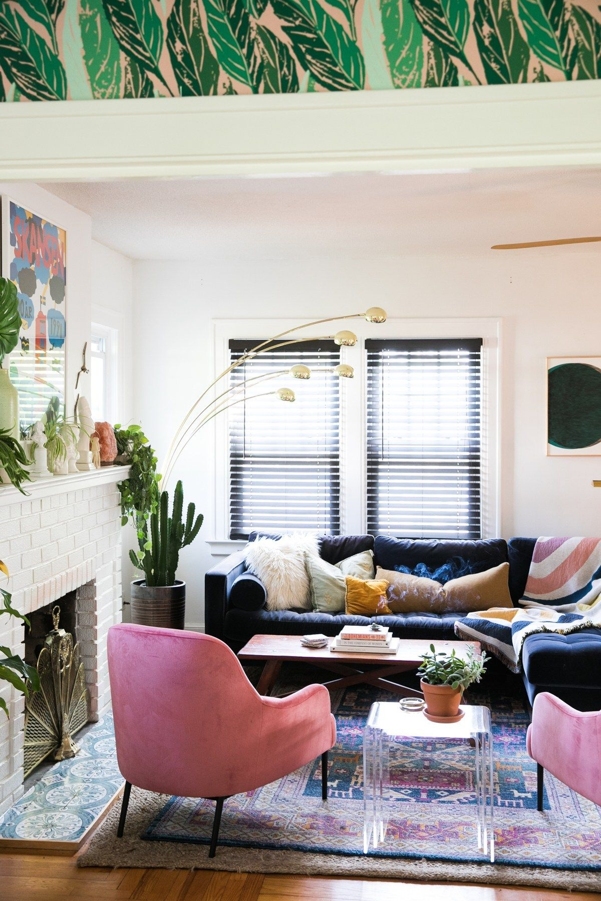 The Eclectic Glamazon Home Tour Summer 2019 Jessica Brigham