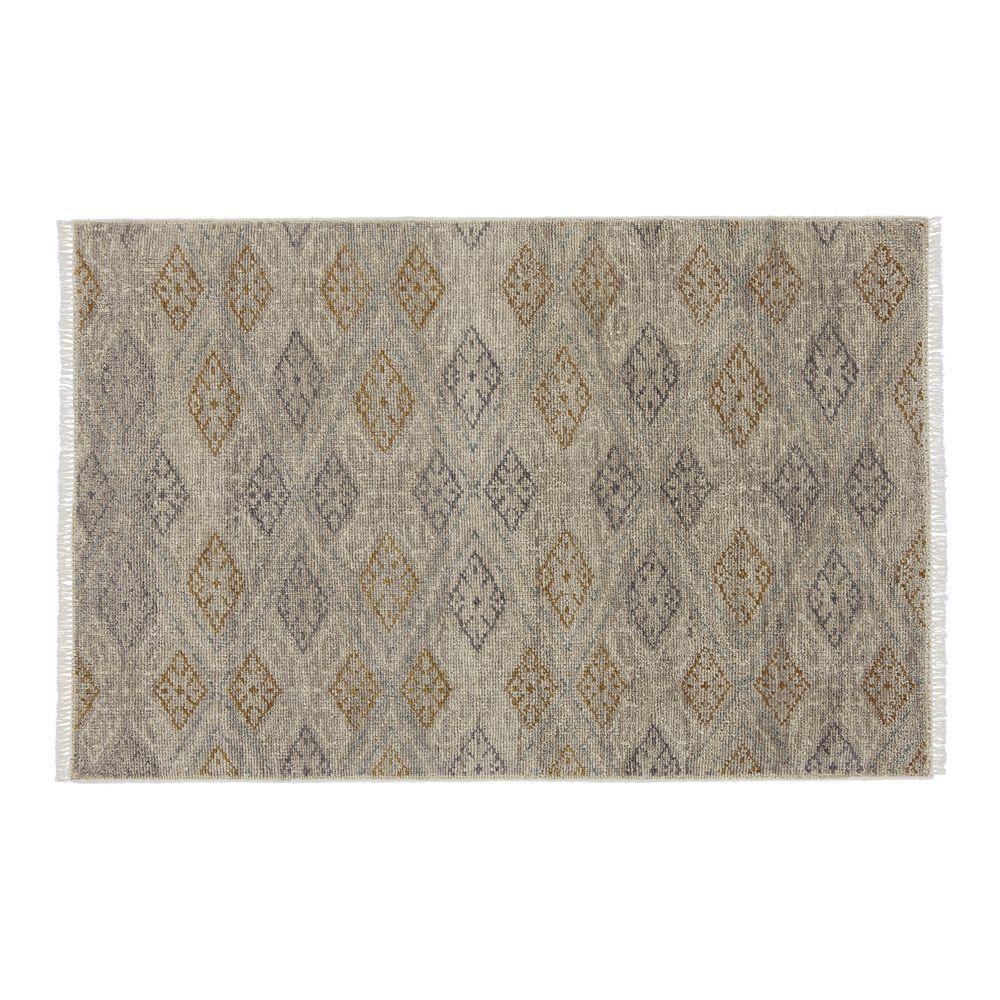 Romina Wool-Blend 4'x6' Rug - Crate and Barrel   Doormats ...