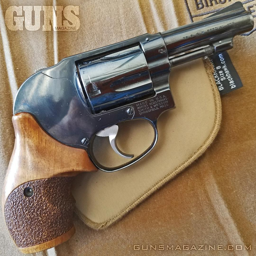 wheelgunwednesday or J-frame everyday? Smith &Wesson M49 with 3-inch ...