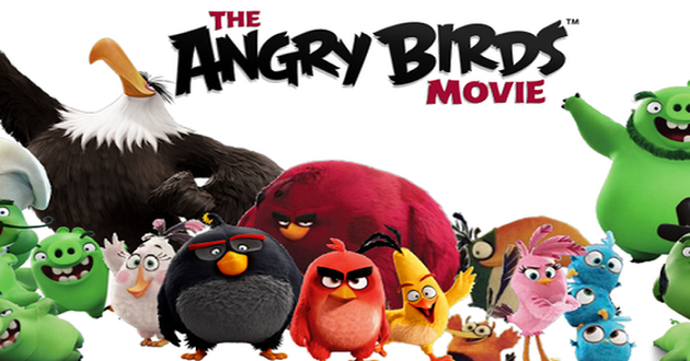 The Angry Birds Movie (2016) Download Angry birds full