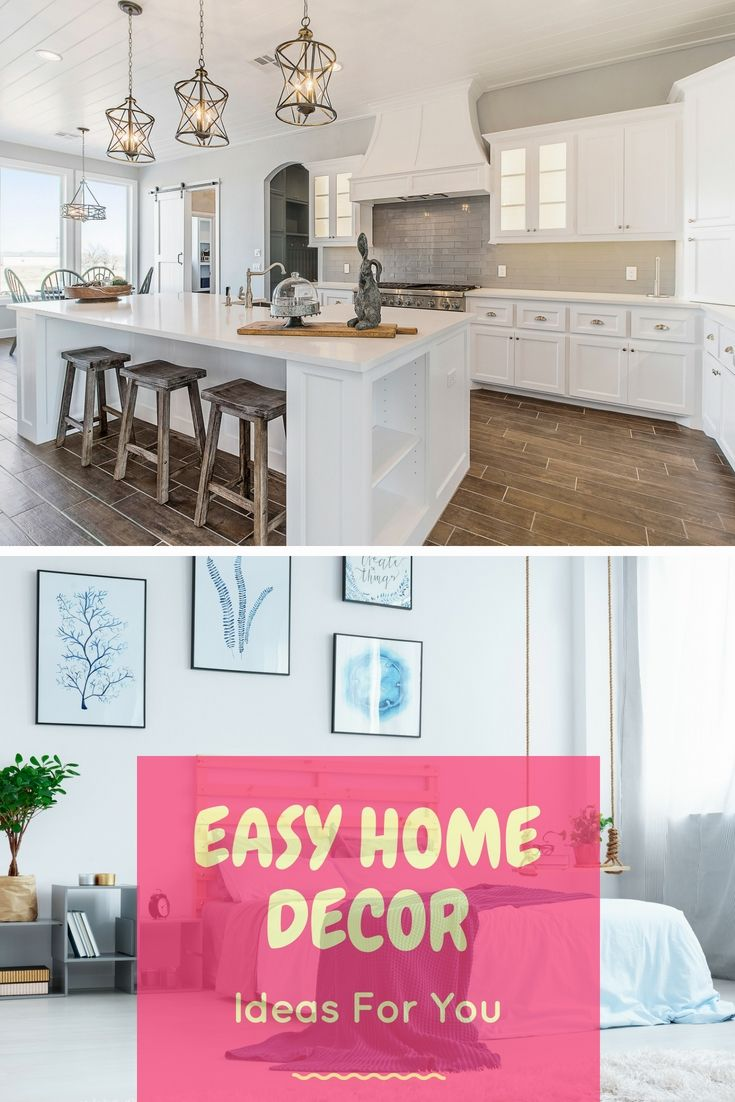 Easy home decor gallery start using and simple concepts to give the house  makeover quickly also rh pinterest