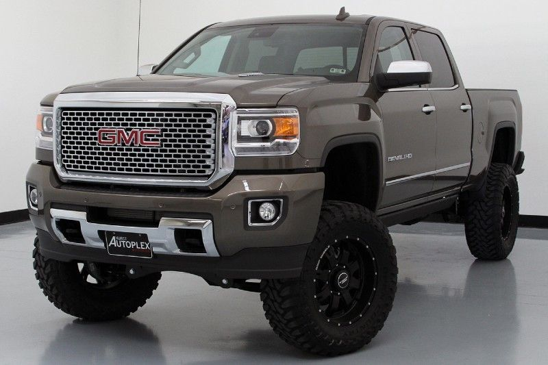 2015 Gmc Sierra 2500hd Built After Aug 14 Denali In Lewisville