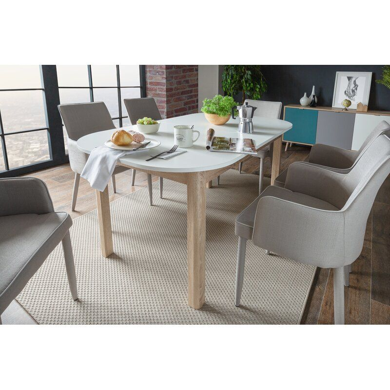Ashling Extendable Dining Table Extendable Dining Table Dining