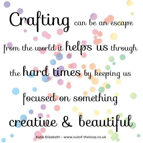 Crafting Quotes Unique Pinlisa Allen On Embroidery  Pinterest  Crafty Craft And . Design Ideas