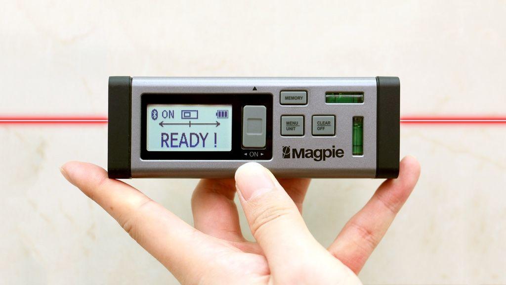 Laser Entfernungsmesser Diy : Vh the world s first bilateral laser distance measurer by
