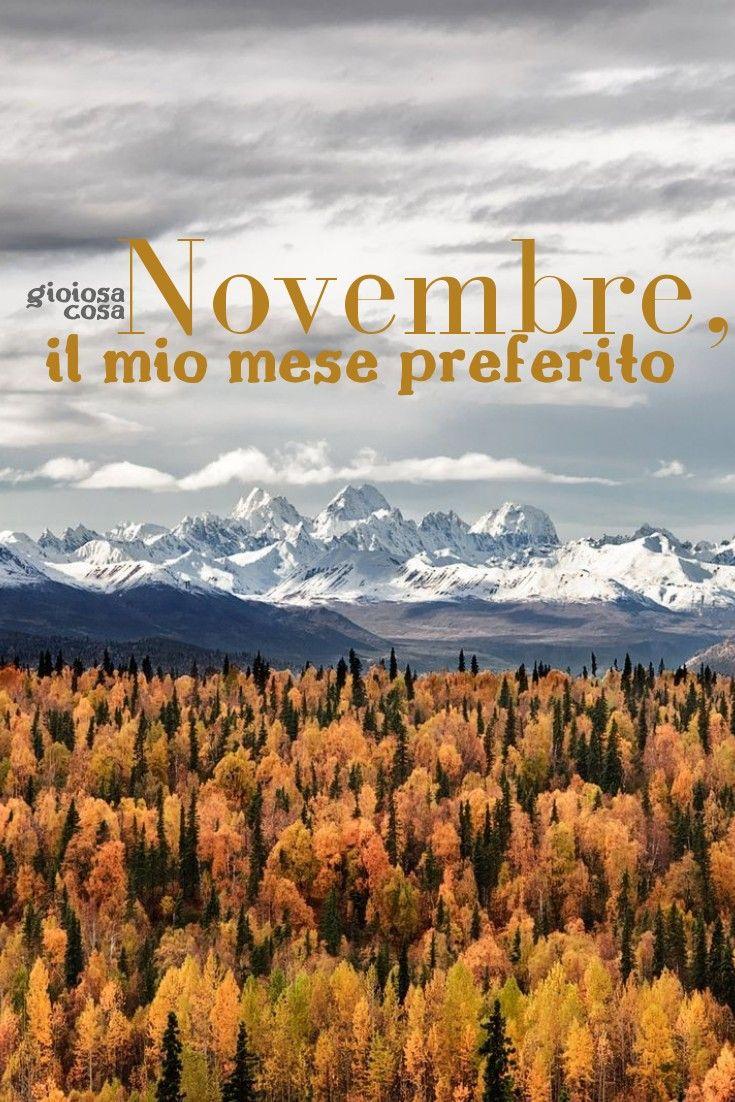 Buongiorno Paesaggio Di Autunno Colori Caldi Contrasti Freddi Novembre E Il Mio Mese Preferito Perche E Quello Del Mio Compleanno Sal Buongiorno Paesaggi Cose