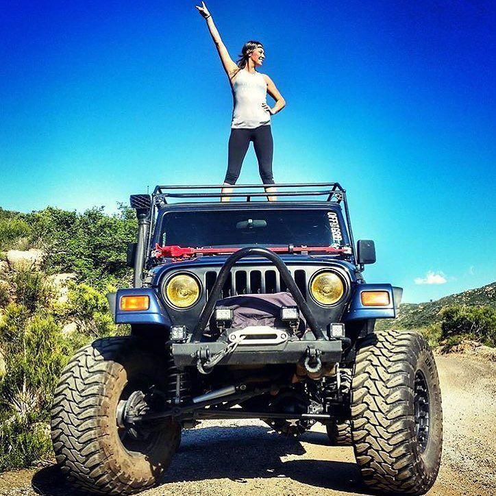 Jeep Wrangler.. #misstina
