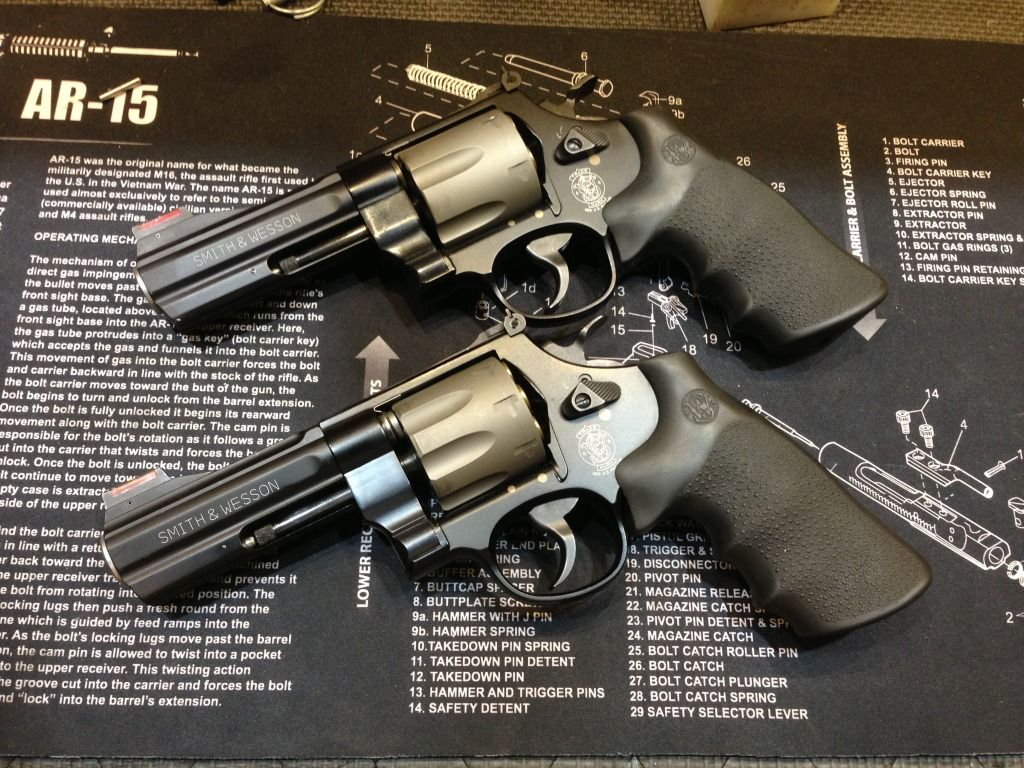 Have you ever bought two of the same gun? - Just so the