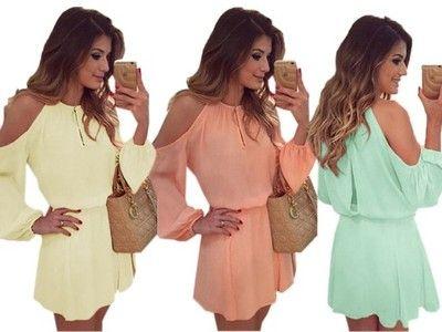 Romantyczna Kobieca Sukienka Odkryte Ramiona P4477 6202161118 Oficjalne Archiwum Allegro Fashion Passion For Fashion Dresses