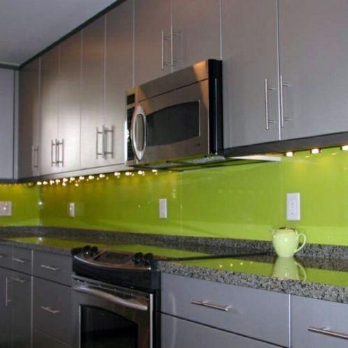 Related image Temered Glass Kitchen Pinterest Glass and Kitchens - rückwand für küche